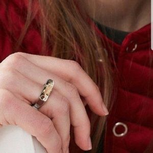Urban Outfitters Fish Signet Ring
